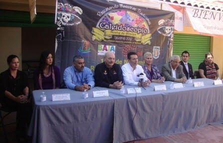 """Rueda de Prensa """"Festival de Altares"""" 2012"""