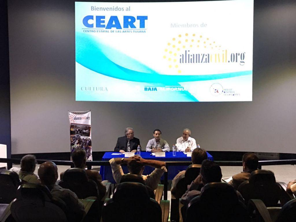 Acuerdan esfuerzos para promover el arte en Tijuana