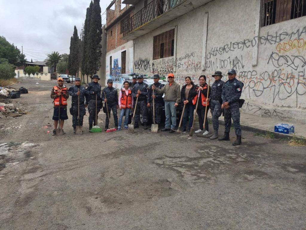 Jornada Comunitaria: Estancia Jardines