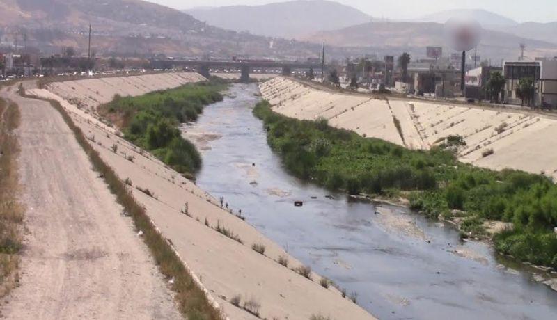 Canalización Río Tijuana: olvido, indigentes y basura