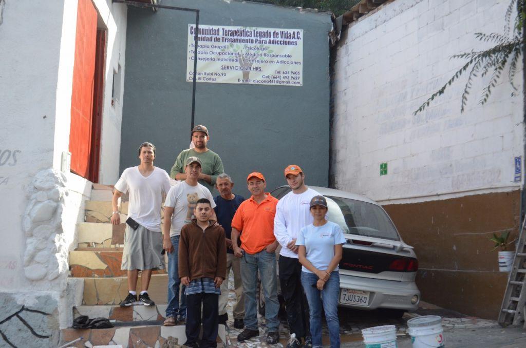 Jornada Comunitaria en Drogradictos y Alcohólicos en Rehabilitación con Esperanza A.C.