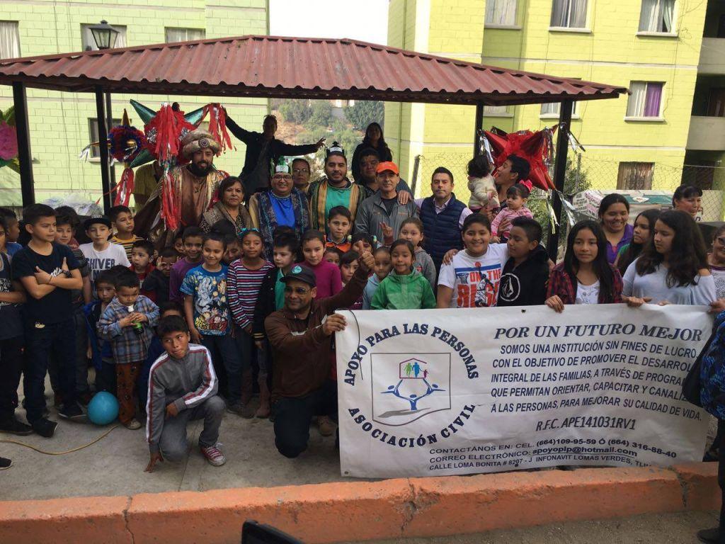 Reyes Magos en «Apoyo para las Personas A.C.»