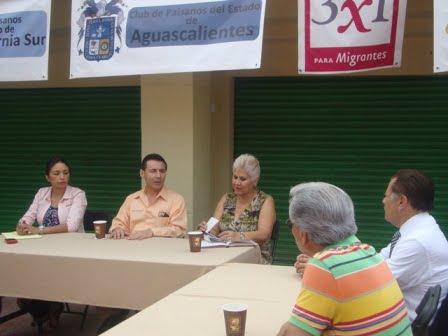 Jornada Interinstitucional, Octubre 2012