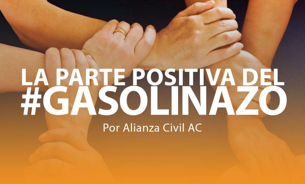 La parte positiva del #Gasolinazo