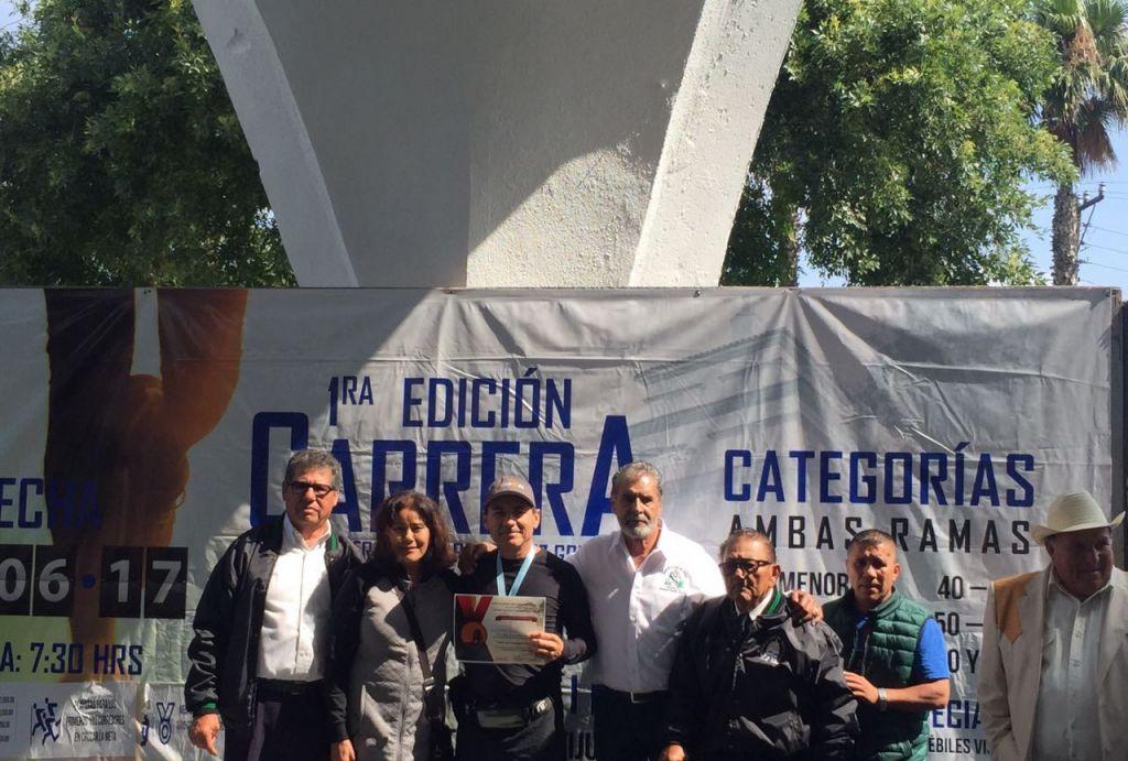 1a. Edición Carrera 5 km Paseo de la Fama Tijuana