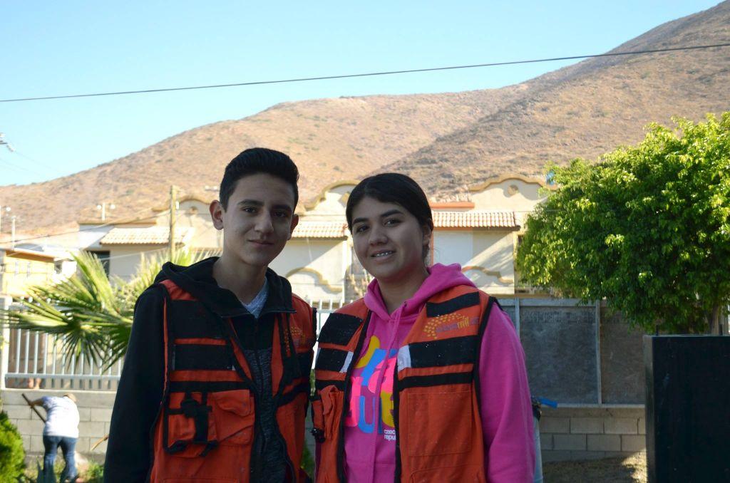 Voluntarios por el bien